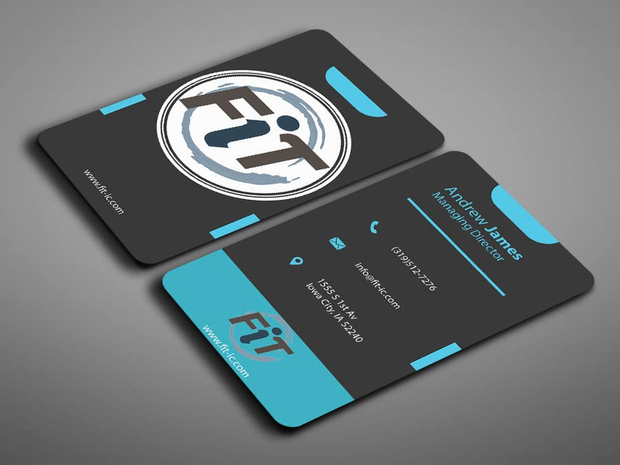 Entry #57 by shadmanmirza503 for Design Business Cards for High ...