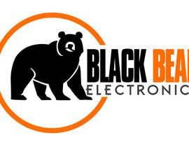 #31 cho Design a Logo for Black Bear Electronics bởi harmonyinfotech