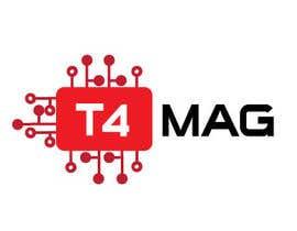 #163 untuk Design a Logo for a tech news website oleh hassaanid2012