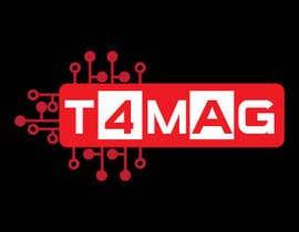 #201 untuk Design a Logo for a tech news website oleh hassaanid2012