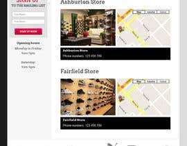 #52 pentru Website Design for The Shoehouse de către tuanrobo