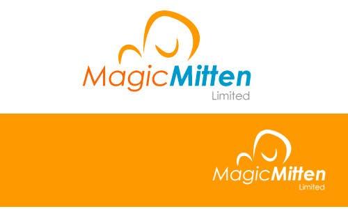Конкурсная заявка №103 для Logo Design for Magic Mitten, baby calming aid