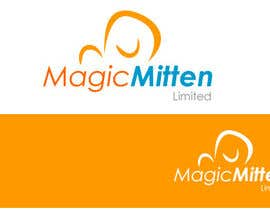 nº 103 pour Logo Design for Magic Mitten, baby calming aid par oscarhawkins