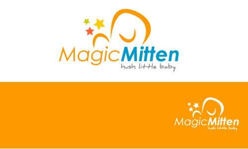 Конкурсная заявка №104 для Logo Design for Magic Mitten, baby calming aid