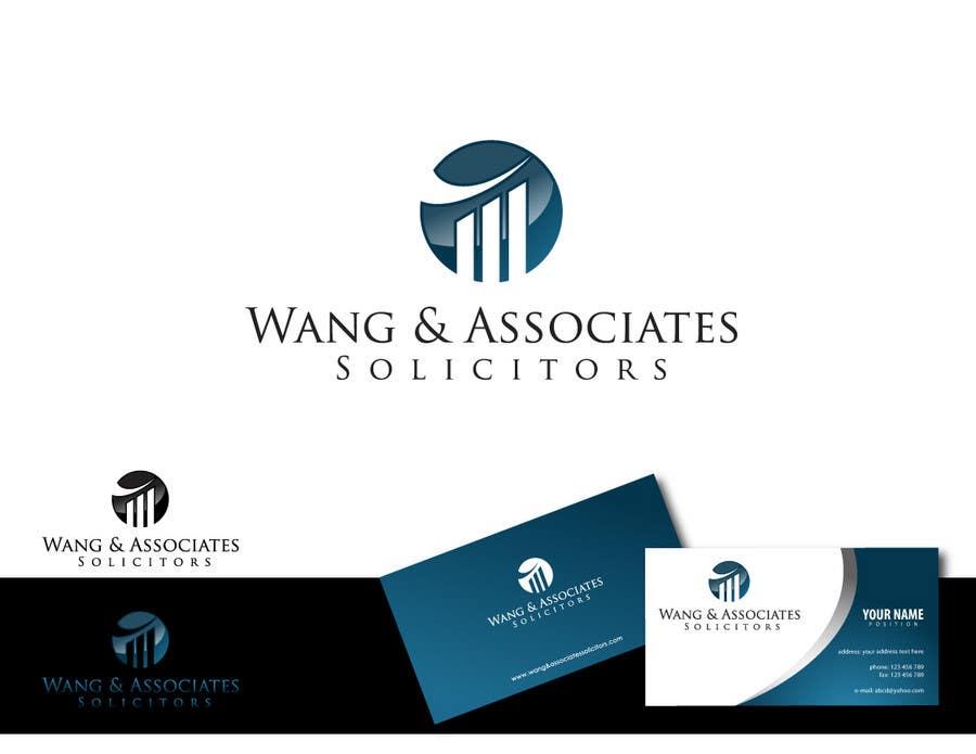 Contest Entry #60 for Logo Design for Wang & Associates Solicitors