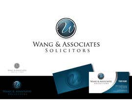 #55 for Logo Design for Wang & Associates Solicitors by mURITO