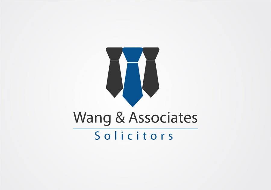 Contest Entry #                                        116                                      for                                         Logo Design for Wang & Associates Solicitors