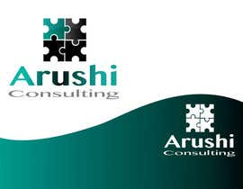 #345 for Logo Design for Arushi Consulting by masudrafa