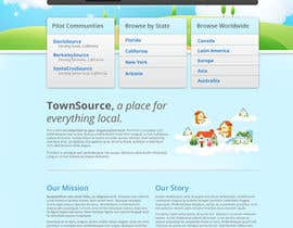 #23 untuk Website Design for TS Project oleh andrewnickell