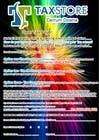 Graphic Design Entri Peraduan #10 for Design a Brochure for Tax Store & Nova BK
