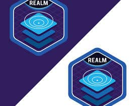 #45 for NASA Challenge: Create a Graphic/Patch Design for the REALM project by Adrianm2d