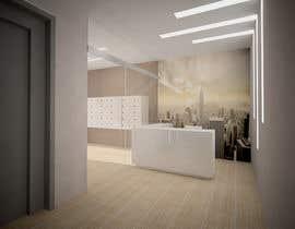 #7 for 3D Modelling: High End Residential Lobby af mairea