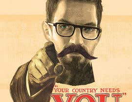 nº 4 pour Change the classic Britain Needs You poster to be Gordon Freeman par Jameslfc96