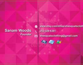 #8 untuk Design some Business Cards for me. oleh sp1webdesigner