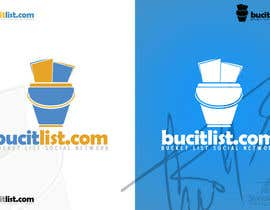 #43 for Logo Design for bucitlist.com by stanislawttonkow