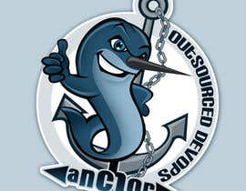 nº 103 pour Sticker Design for Anchor par pinky