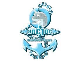 #111 para Sticker Design for Anchor por kenjiecuarto