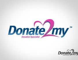twindesigner님에 의한 Logo Design for Donate2My을(를) 위한 #88