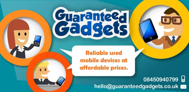 Contest Entry #                                        24                                      for                                         Design a Banner for Funky Gadget Store