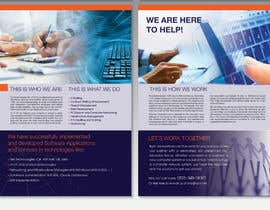 #14 untuk Brochure Design for Avi Technologies Inc. oleh Ollive