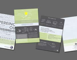 #21 untuk Brochure Design for Avi Technologies Inc. oleh Decafe