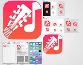 #40 for Design a Icon for a App/WebSite (music related) af jayrathod2