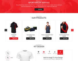 #6 untuk Design a website to include online store and an exclusive customer area oleh syrwebdevelopmen