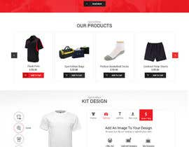 #23 untuk Design a website to include online store and an exclusive customer area oleh syrwebdevelopmen