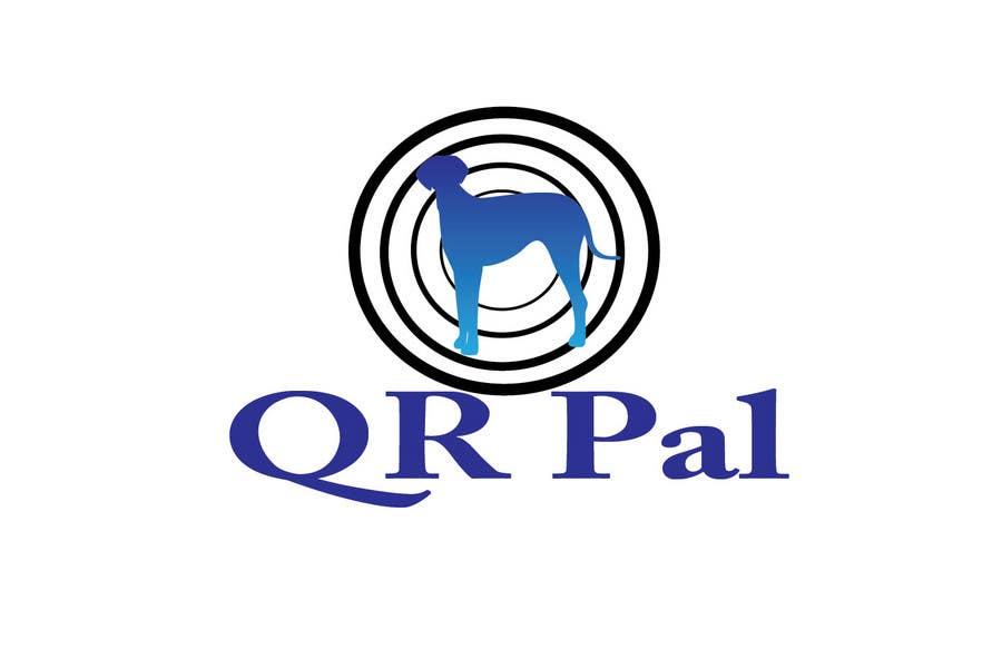 Penyertaan Peraduan #                                        145                                      untuk                                         Logo Design for QR Pal
