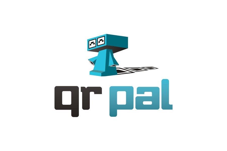 Penyertaan Peraduan #                                        286                                      untuk                                         Logo Design for QR Pal