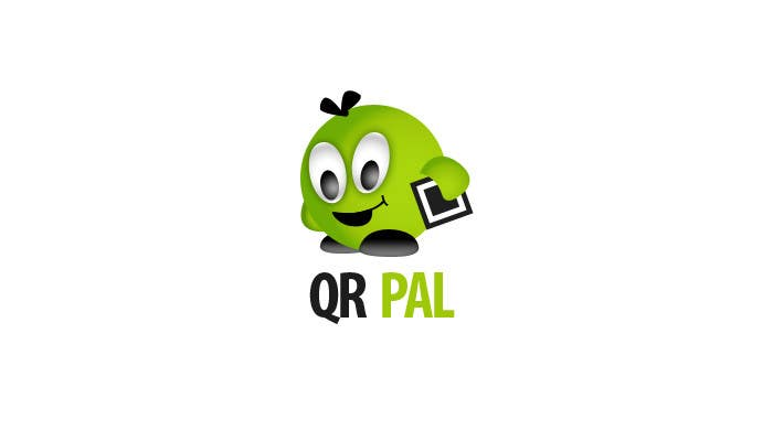 #396 for Logo Design for QR Pal by netdevbiz