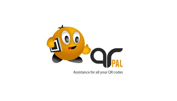 #352 for Logo Design for QR Pal by netdevbiz