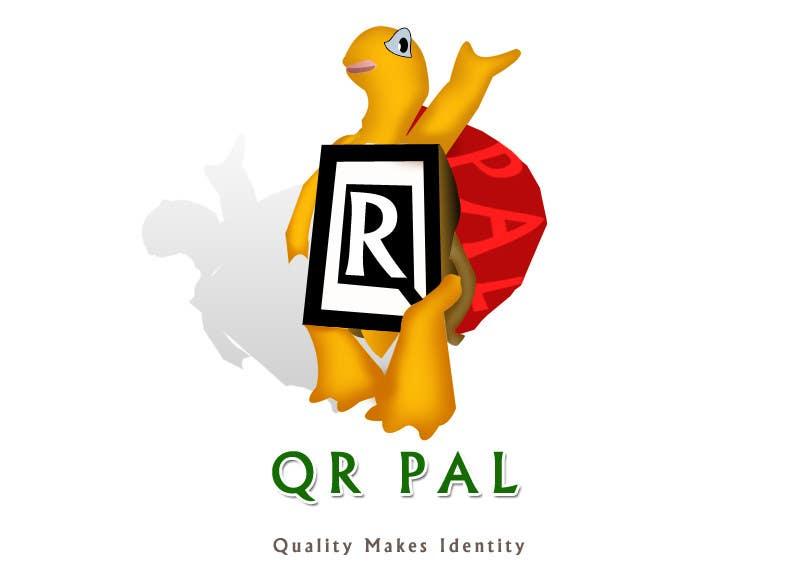 Penyertaan Peraduan #                                        209                                      untuk                                         Logo Design for QR Pal