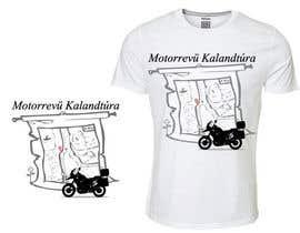 #21 untuk Logo design for Motorcycle Adventure Tour oleh rajibdebnath900