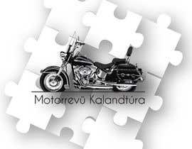 #13 untuk Logo design for Motorcycle Adventure Tour oleh prakashketo