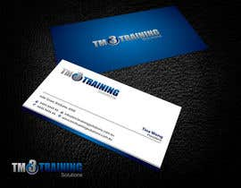 #21 para Stationery Design for TM3 Training Solutions por Brandwar