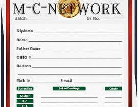 #13 para Certificate of attendance for our events por mcnetwork786