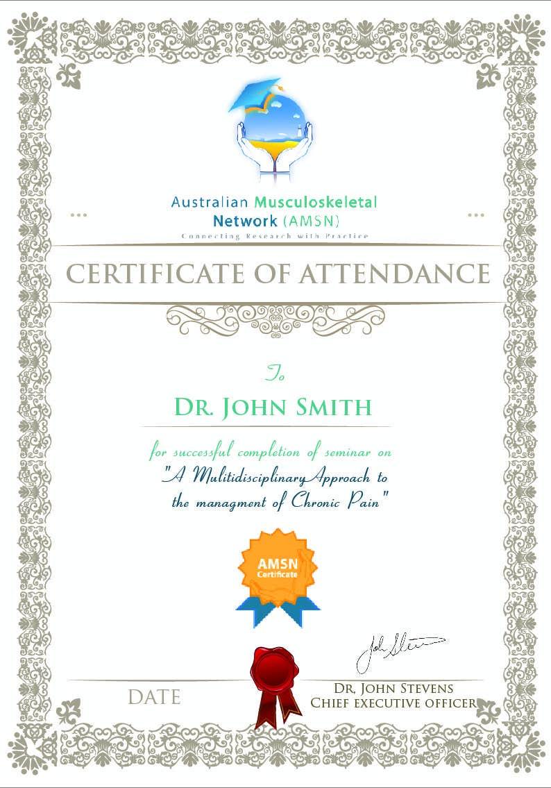 Inscrição nº                                         19                                      do Concurso para                                         Certificate of attendance for our events