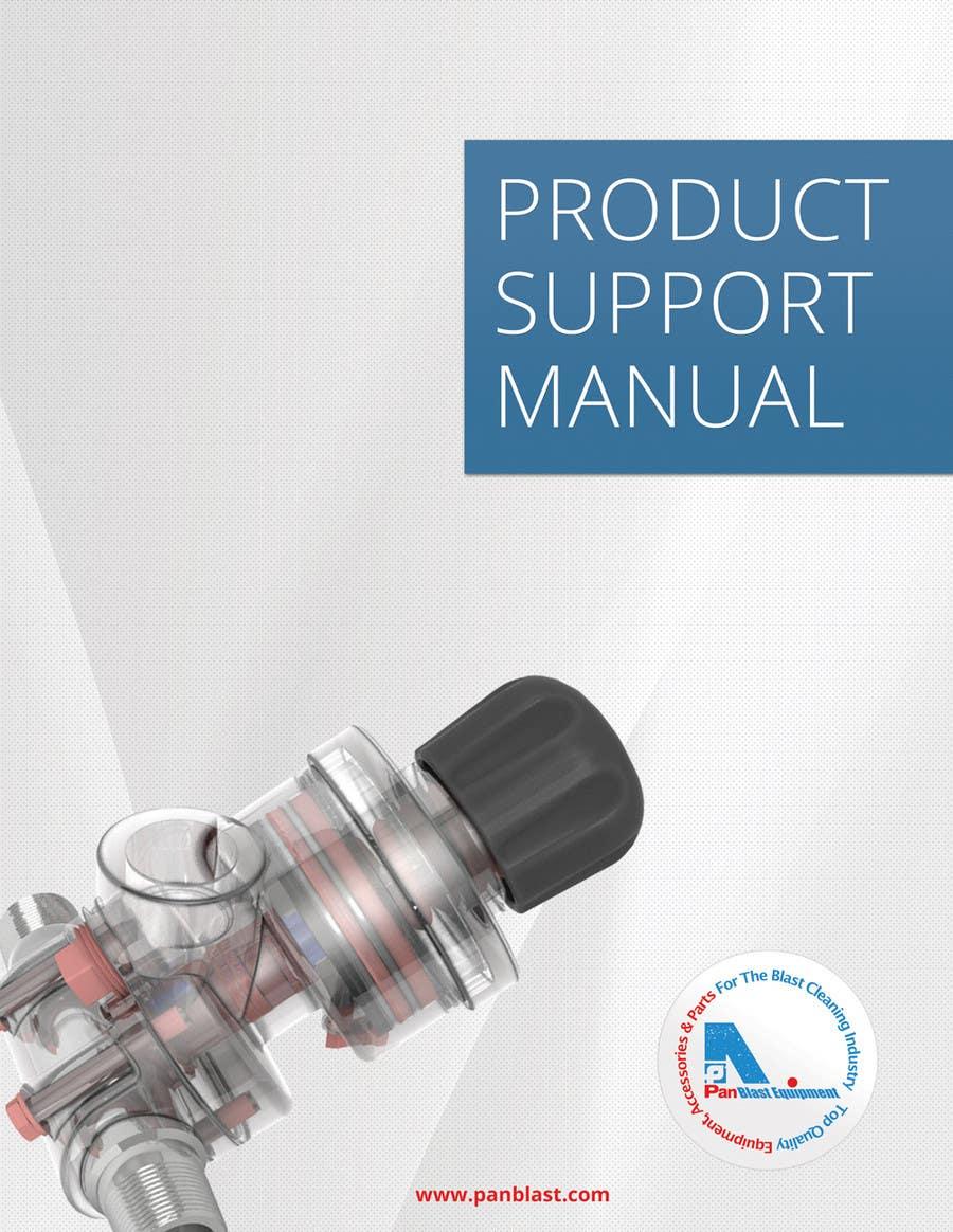 Konkurrenceindlæg #                                        23                                      for                                         New Brochures - Graphic Design for Pan Abrasives