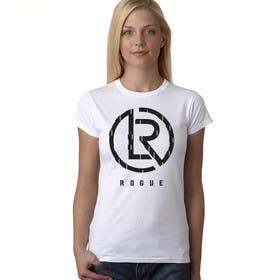 #103 for Design a T-Shirt for Brand Lovely Rogue af MFaizDesigner