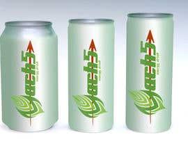 ericksonboang tarafından Energy Drink Logo and Can Design Contest için no 39