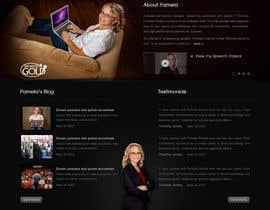 anything1 tarafından Design a Website Mockup for Lightbulb Company için no 34