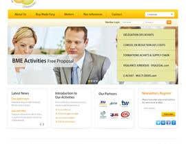 logon1 tarafından Design a Website Mockup for Lightbulb Company için no 27