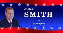 Proposition n° 21 du concours Graphic Design pour Graphic Design for James Smith for City Council