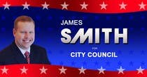 Proposition n° 39 du concours Graphic Design pour Graphic Design for James Smith for City Council
