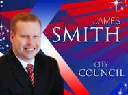 "Graphic Design Intrarea #36 pentru concursul ""Graphic Design for James Smith for City Council"""