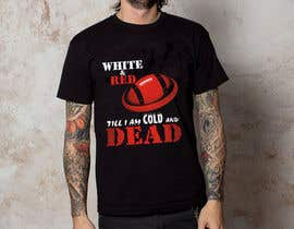 evergrafix tarafından Design a T-shirt related to football - Several winners- için no 57