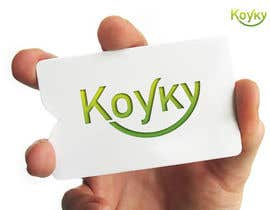 #140 para Logo Design for Koyky por saiyoni