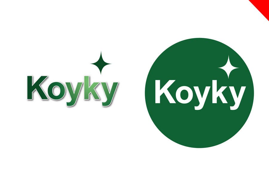 Contest Entry #136 for Logo Design for Koyky