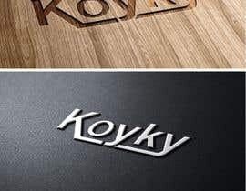 #146 para Logo Design for Koyky por timedsgn